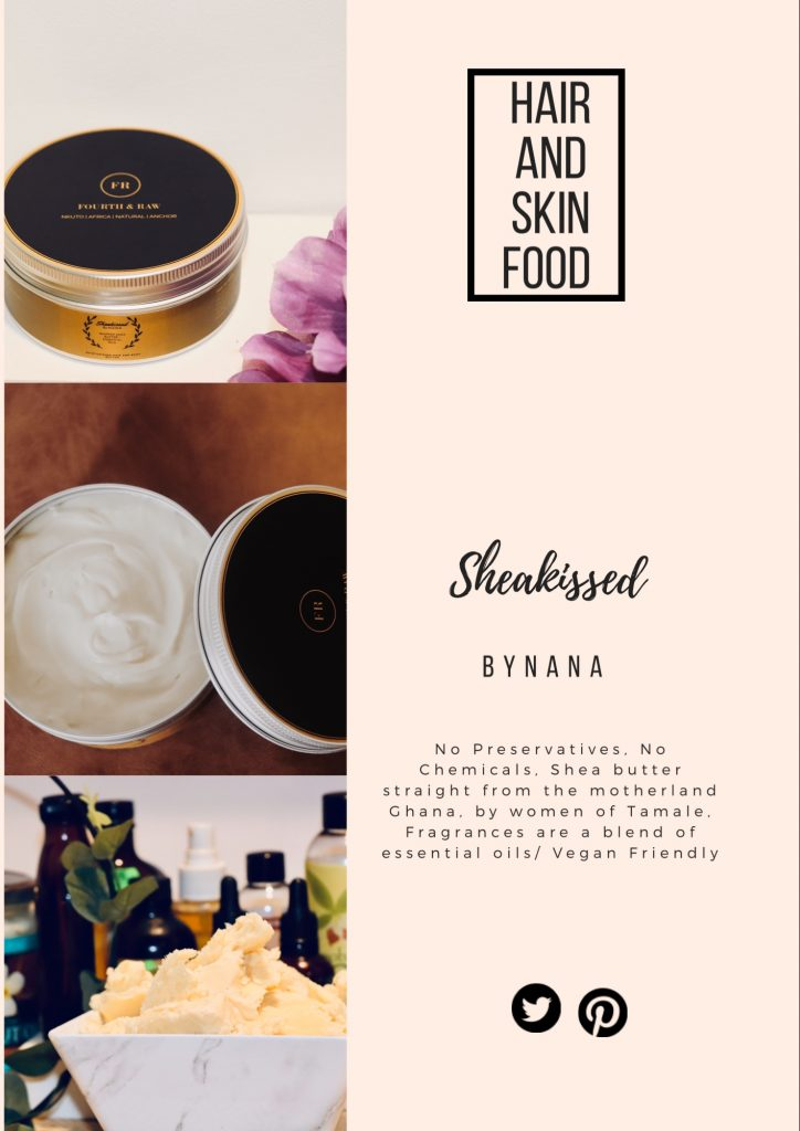 Finally, Sheakissed is here. The final product of my whipped shea butter. Lunched and can be purchased on this very site as well as my Etsy Store.